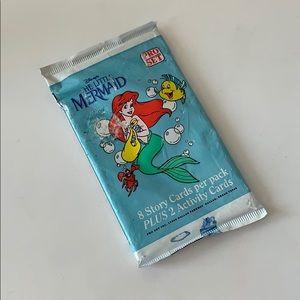 Pack of Little Mermaid cards